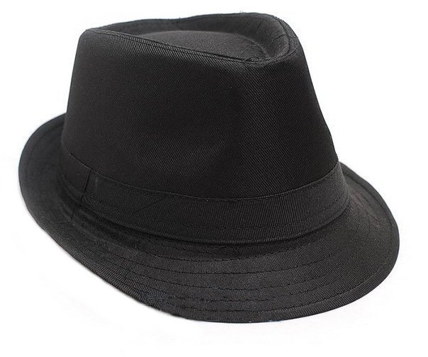 Fedora Kinder Hut Schwarz Kinder Bekleidung