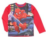 Spiderman Langarm T-Shirt