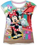 Disney Minnie Mouse kurzarm T-Shirt