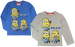 Minions Despicable Me langarm T-Shirt