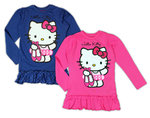 Hello Kitty Langarm T-Shirt Tunika