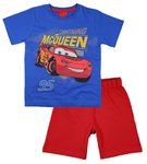 Disney Cars Shorty Pyjama Schlafanzg kurz