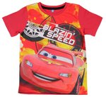 Disney Cars Lightning McQueen kurzarm T-Shirt