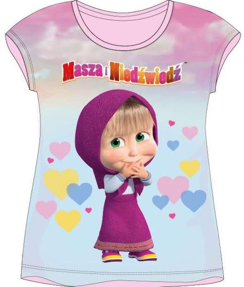Masha und der Bear T-Shirt