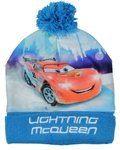 Disney Cars Lightning McQueen Wintermütze